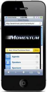 DTNA Momentum 2012
