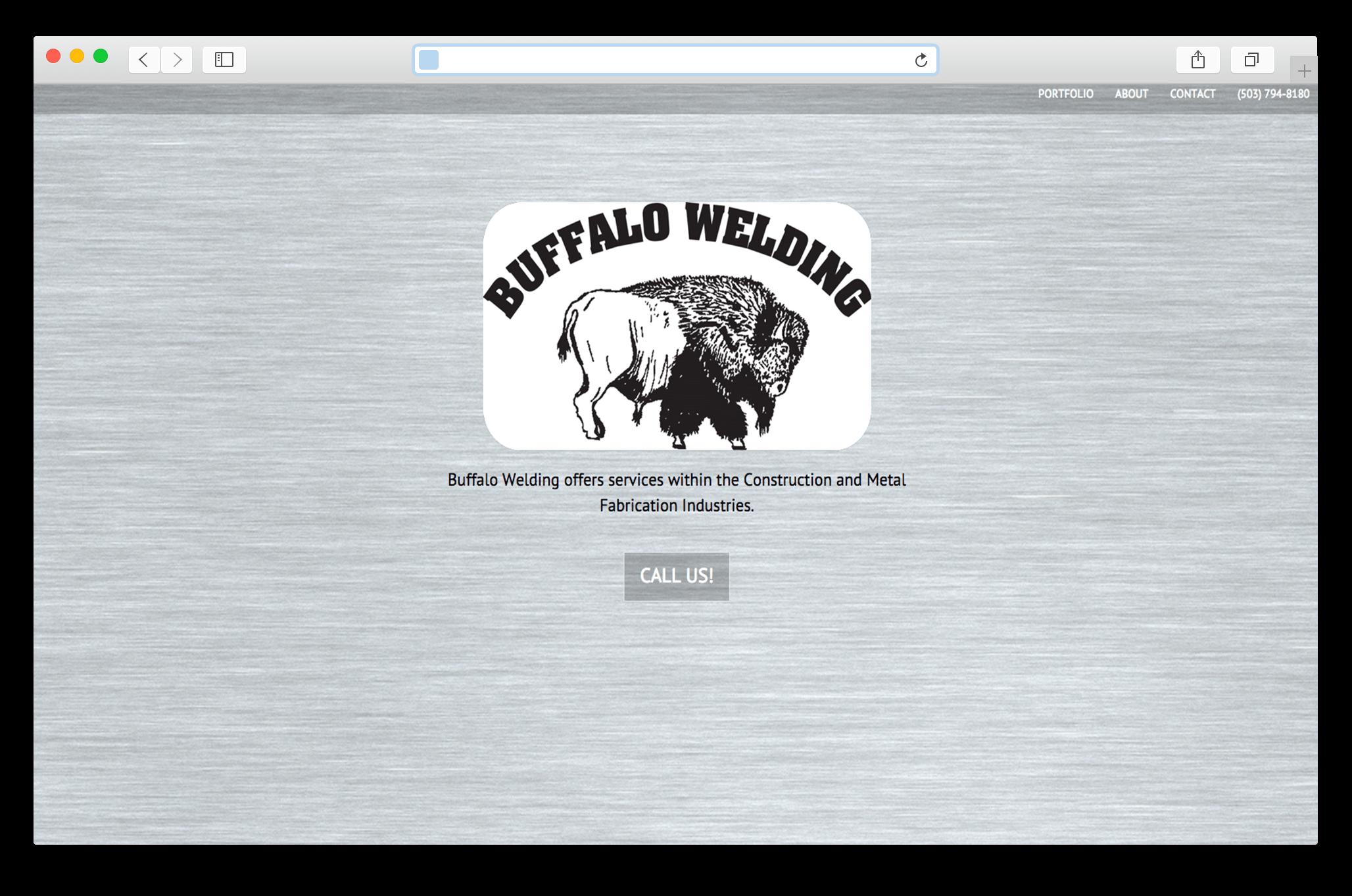 Buffalo Welding