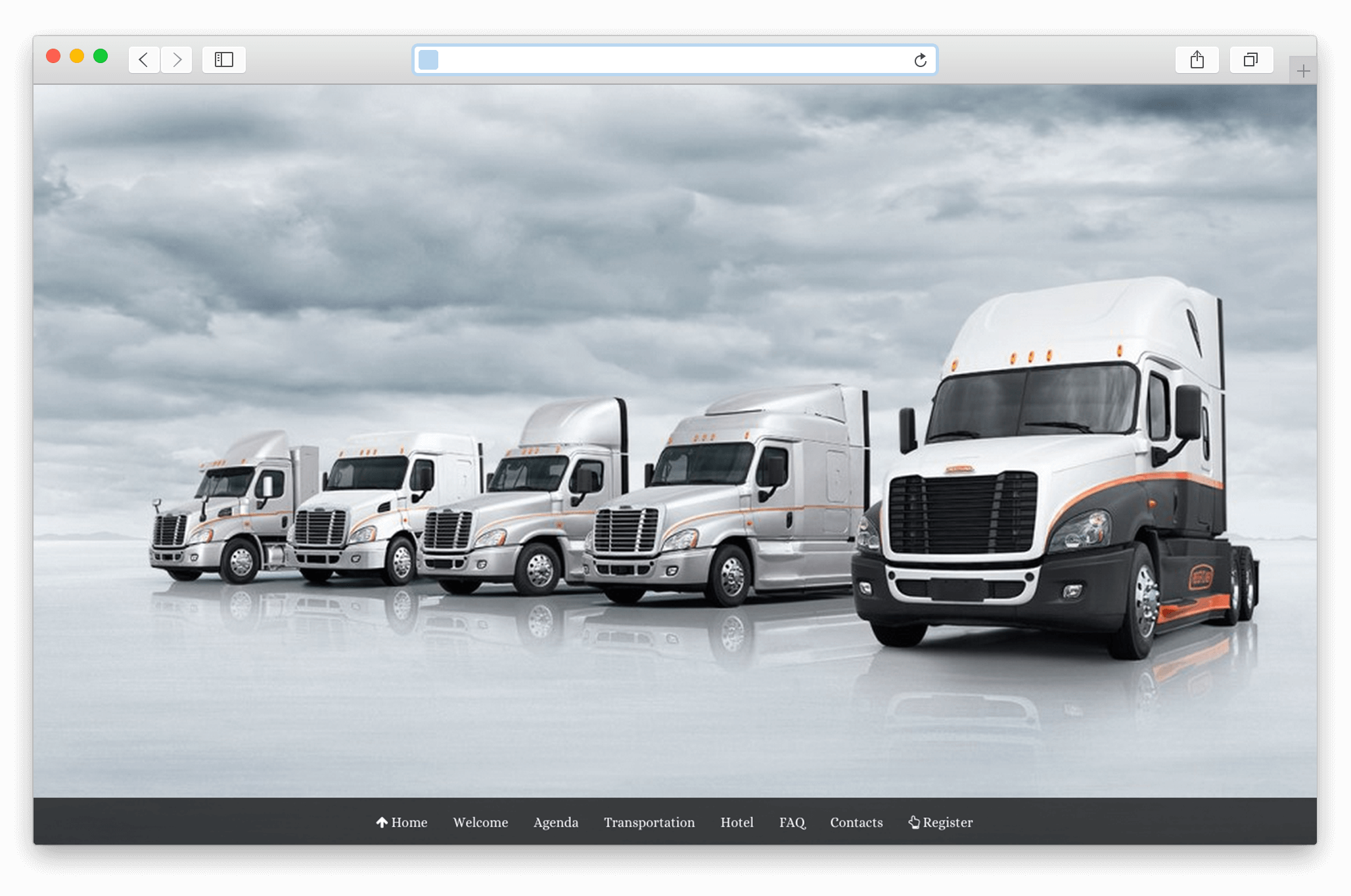 Freightliner Trucks Dealer Meeting